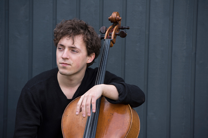 Pieter de Koe, cello