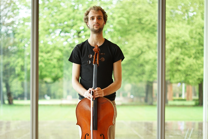 Rogier Tamminga, cello