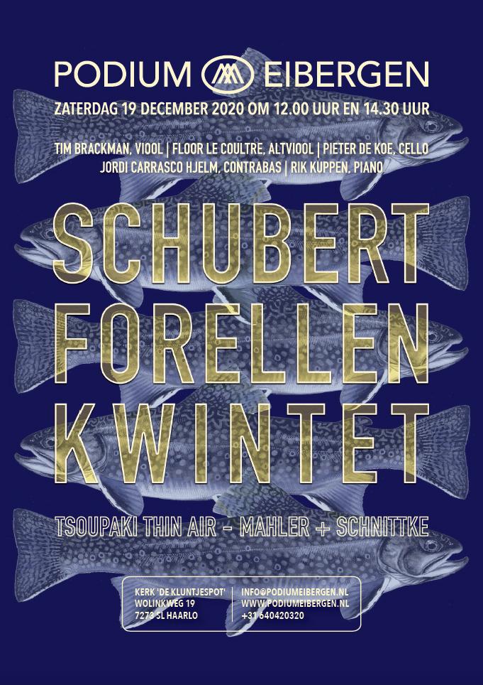 Programma 19-12-20 © Podium Eibergen H.E. Brackman