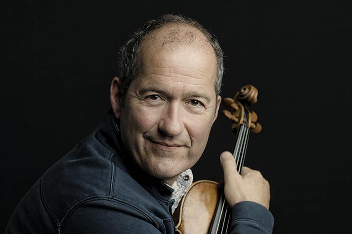 Peter Brunt, viool