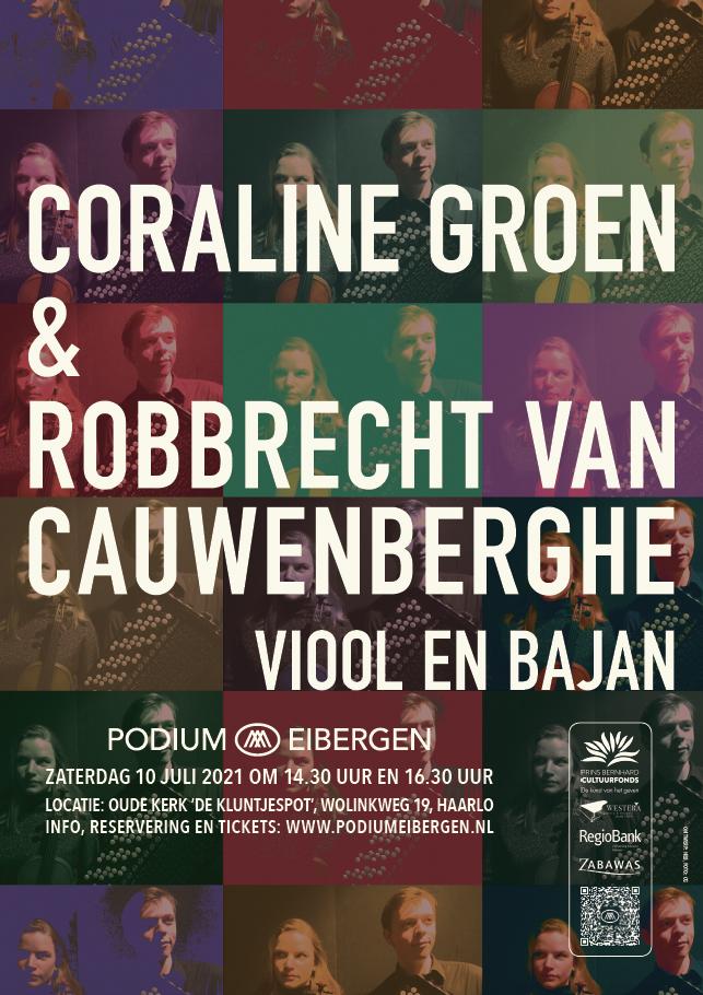 Poster 10-07-21 © Podium Eibergen H.E. Brackman