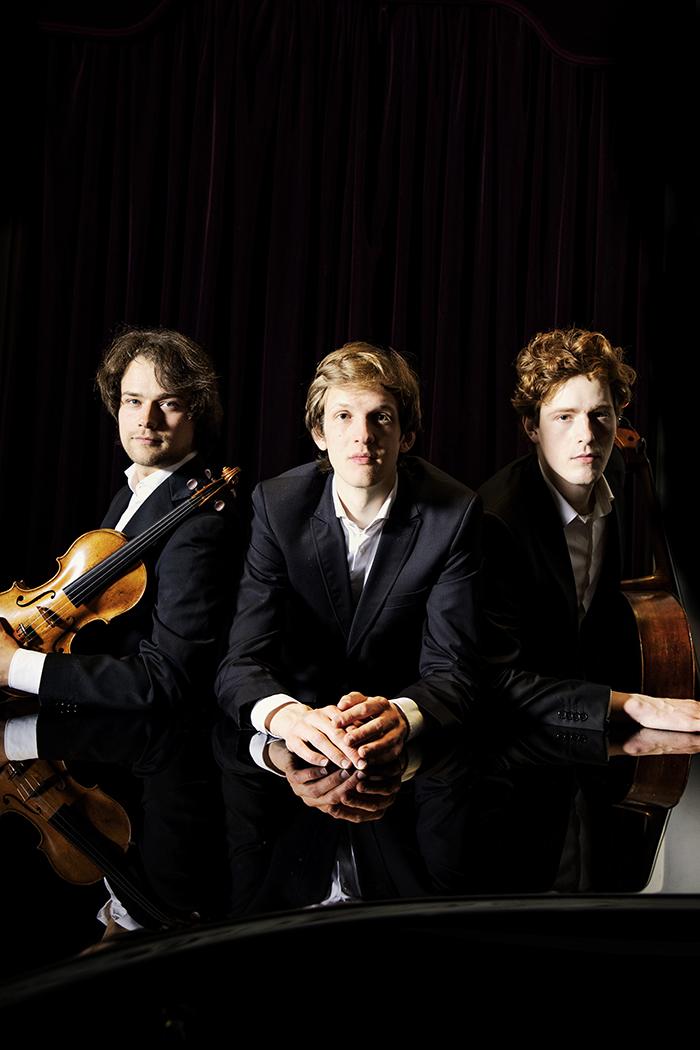 ©   Brackman Trio   photo by Sarah Wijzenbeek