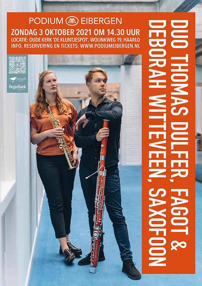 Poster 03-10-21 © Podium Eibergen H.E. Brackman